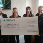 Fundraising for the Isle of Man Hyperbaric Chamber